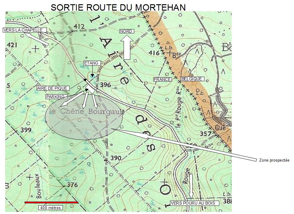 Route du mortehan 1